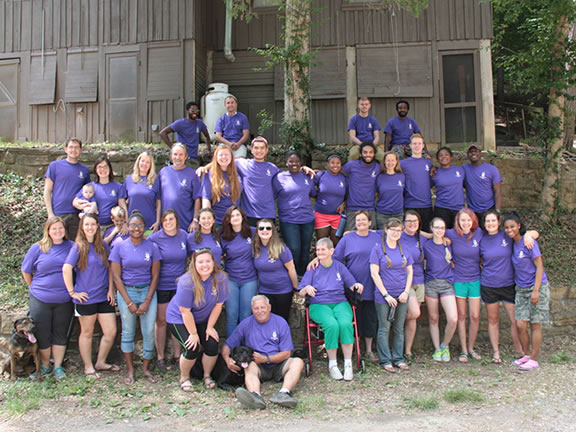 Summer Camp Staff