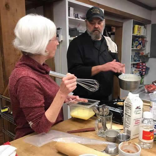 Cooking School, Clarkesville, VA