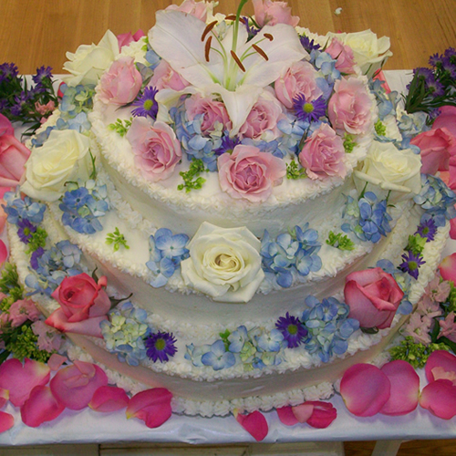 Wedding & Specialty Cakes