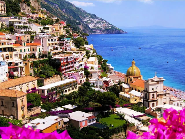 Amalfi Retreat