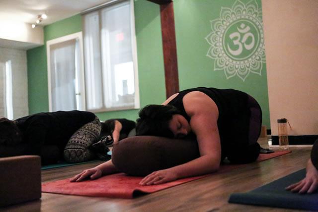 Restorative Yoga + Yoga Nidra