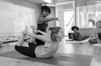 Shockoe Slip Yoga Teacher Training