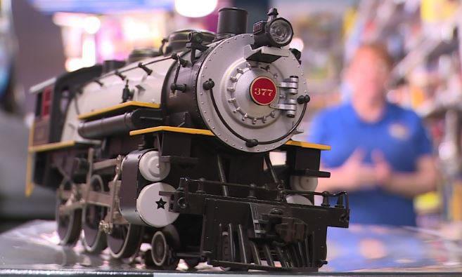 Ashland, VA Train & Toy Store